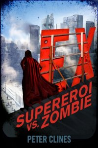 ex supereroi vs zombie cover