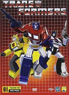 Transformers stagione 1 parte prima dvd