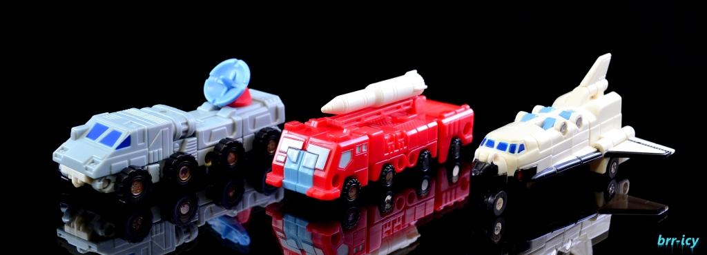 Transformers G1 Astro Squad
